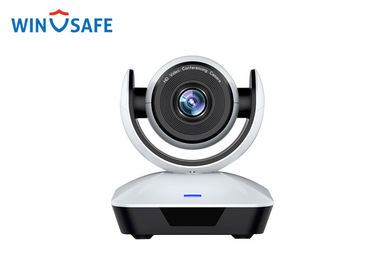 62.5° Angle Full HD PTZ Camera 1080P , 2.0 USB Camera Optical Zoom 10X